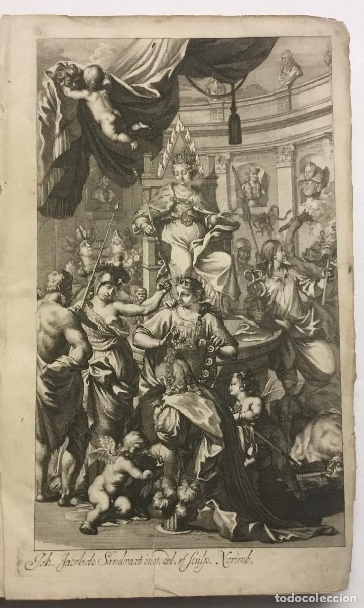 REGUM PARIUMQUE MAGNAE BRITANNIAE HISTORIA GENEALOGICA. QUA VETERUM..... NUREMBERG, 1690. (Libros antiguos (hasta 1936), raros y curiosos - Historia Antigua)