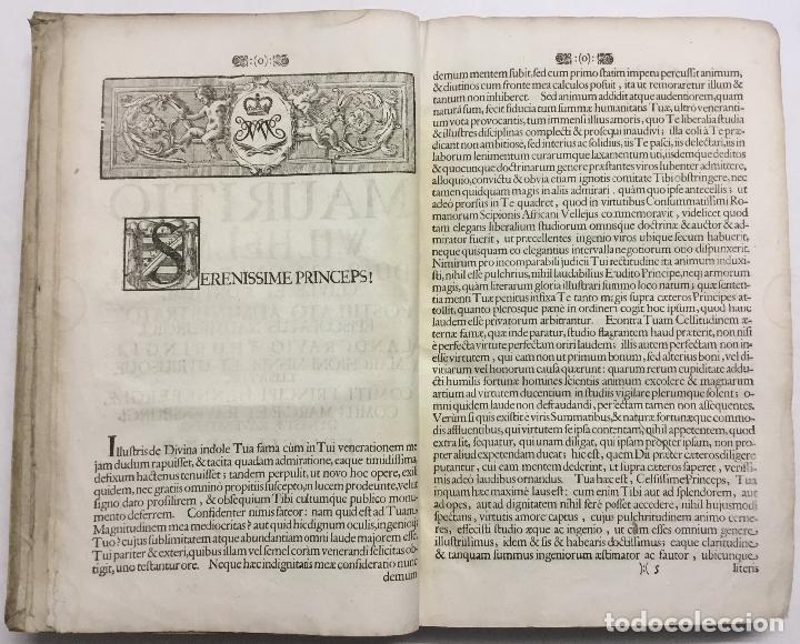 Libros antiguos: REGUM PARIUMQUE MAGNAE BRITANNIAE HISTORIA GENEALOGICA. Qua veterum..... Nuremberg, 1690. - Foto 3 - 114154772