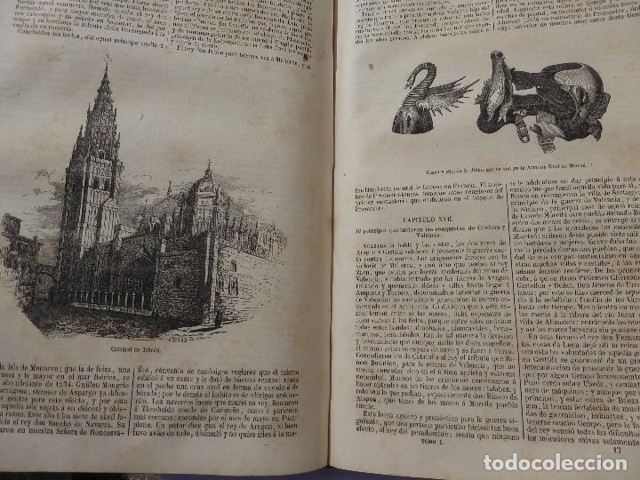Libros antiguos: historia de españa. mariana. piel. 1852. III vol. - Foto 7 - 114593403