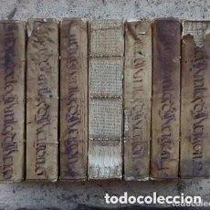Alte Bücher - Anales de la corona de aragon año 1669 interior perfecto obra completa 7 volumenes - 114879099