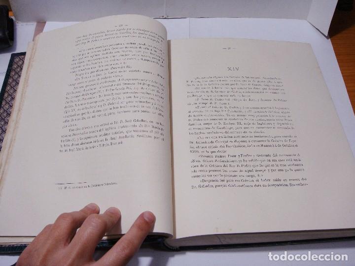 Libros antiguos: DON PEDRO I DE CASTILLA. P. Joaquín Guichot. Cronista oficial de Sevilla. Firmado por el autor. 1878 - Foto 8 - 115124859