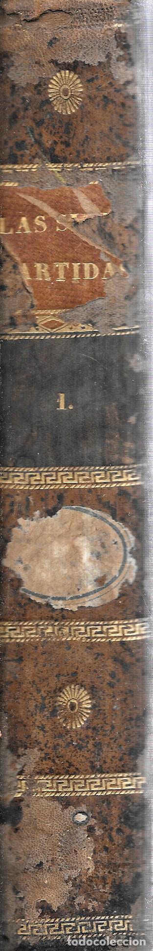 Libros antiguos: LAS SIETE PALABRAS DEL REY DON ALFONSO EL SABIO. POR LA REAL ACADEMIA DE LA HISTORIA. 1807. LEER. - Foto 5 - 115546087