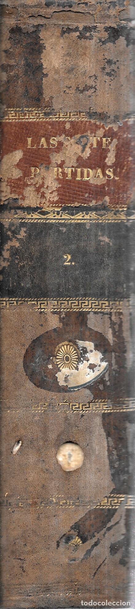 Libros antiguos: LAS SIETE PALABRAS DEL REY DON ALFONSO EL SABIO. POR LA REAL ACADEMIA DE LA HISTORIA. 1807. LEER. - Foto 6 - 115546087