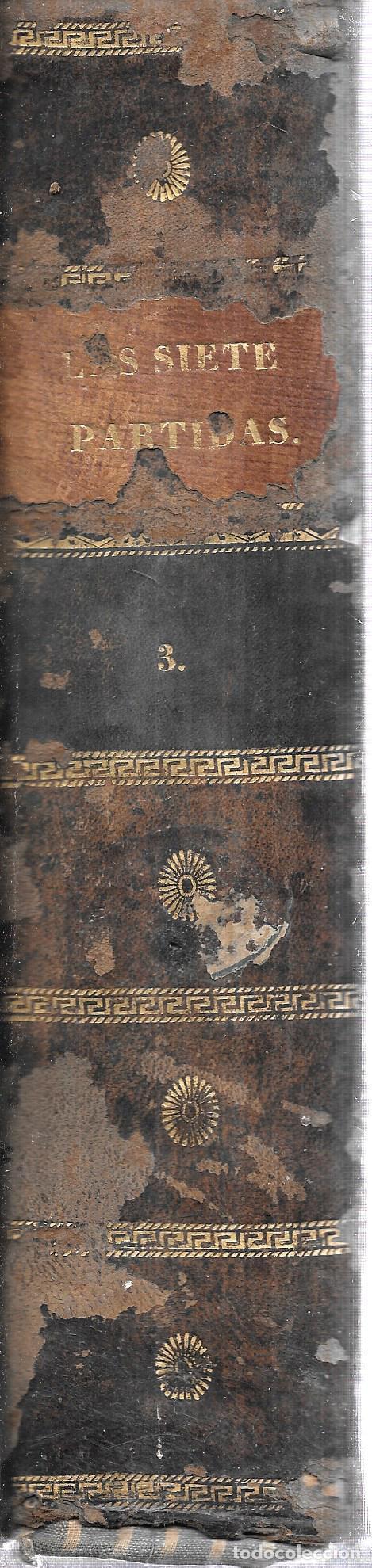 Libros antiguos: LAS SIETE PALABRAS DEL REY DON ALFONSO EL SABIO. POR LA REAL ACADEMIA DE LA HISTORIA. 1807. LEER. - Foto 7 - 115546087