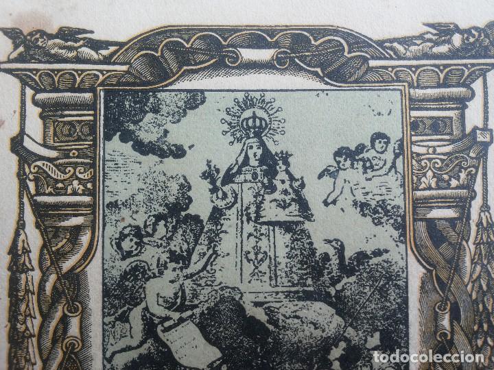 Libros antiguos: Madona de Corbera, per Mossèn Bonaventura Ribó, prevere. 1926 - Foto 2 - 116158655