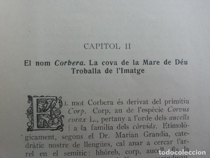 Libros antiguos: Madona de Corbera, per Mossèn Bonaventura Ribó, prevere. 1926 - Foto 7 - 116158655