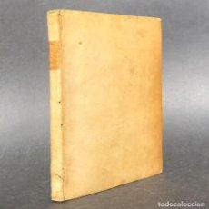Libros antiguos: 1762 DE INSERENDA IN SYMBOLUM PARTICULA FILIOQUE DISSERTATIO ANEKDOTOS HABITA IN CONCILIO FLORENTINO. Lote 116178891