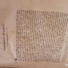 Libros antiguos: PALENCIA (ALFONSO). ALPHONSI PALENTINI HISTORIAGRAPHI. GESTA. . Lote 116333619