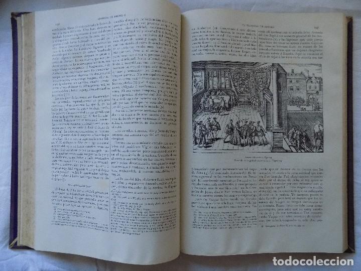 Alte Bücher: LIBRERIA GHOTICA. H.FORNERON. HISTORIA DE FELIPE SEGUNDO. MONTANER Y SIMON. 1884. GRABADOS. - Foto 2 - 116784095