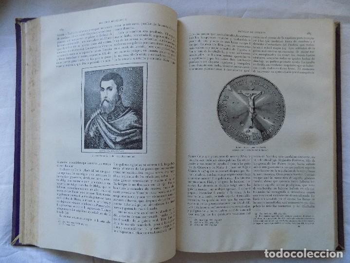 Alte Bücher: LIBRERIA GHOTICA. H.FORNERON. HISTORIA DE FELIPE SEGUNDO. MONTANER Y SIMON. 1884. GRABADOS. - Foto 4 - 116784095