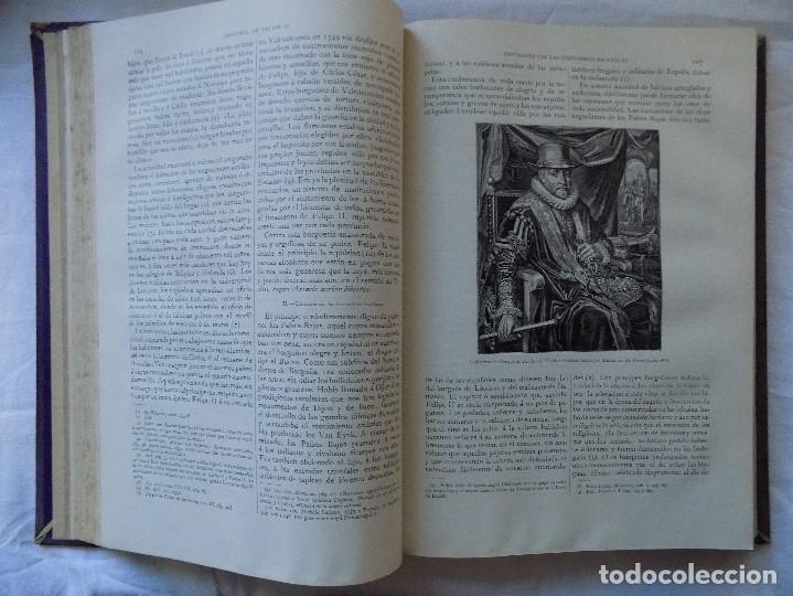 Alte Bücher: LIBRERIA GHOTICA. H.FORNERON. HISTORIA DE FELIPE SEGUNDO. MONTANER Y SIMON. 1884. GRABADOS. - Foto 5 - 116784095