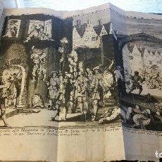 Libros antiguos: 1686 - ENRICO CATERINO DAVILA - HISTORIA DE LAS GUERRAS CIVILES DE FRANCIA - 24 LÁMINAS GRABADAS. Lote 116909671