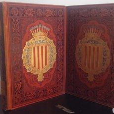 Libros antiguos: HISTORIA DE CATALUÑA. Lote 117128370