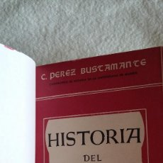 Libros antiguos: HISTORIA DEL IMPERIO ESPAÑOL. C. PÉREZ BUSTAMANTE. EDICIONES ATLAS. MADRID. 1951. Lote 118018651