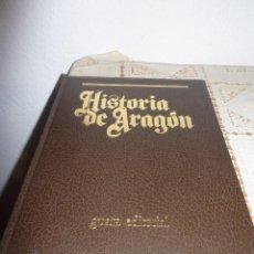 Libros antiguos: TOMO 2 DE HISTORIA DE ARAGON ILUSTRADA DE EDITORIAL GUARA-1985-NO DISPONIBLE EN EDITORIAL. Lote 120480575