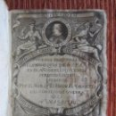 Libros antiguos: 1639-SUCESOS MONARQUÍA ESPAÑA.REY FELIPE IV.GUERRA 80 AÑOS.MARQUÉS DE LEGANÉS.CONDE DUQUE.ORIGINAL. Lote 121339719