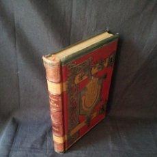 Libros antiguos: HISTORIA GENERAL DE ESPAÑA, MODESTO LAFUENTE, JUAN VALERA, TOMO 5, EDIT. MONTANER Y SIMON 1888. Lote 121730539