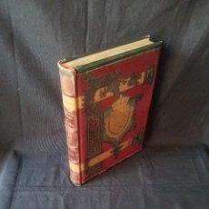Libros antiguos: HISTORIA GENERAL DE ESPAÑA, MODESTO LAFUENTE, JUAN VALERA, TOMO 6, EDIT. MONTANER Y SIMON 1888. Lote 121730651