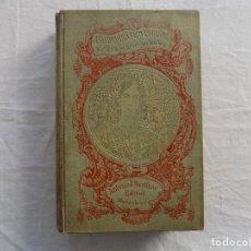 Libros antiguos: LIBRERIA GHOTICA. AÑO BIOGRAFICO ESPAÑOL. EDITORIAL BASTINOS. 1899. MULTITUD DE GRABADOS. . Lote 122196987