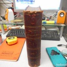 Libros antiguos: LIBRO HISTORIA DE LOS PAPAS Y LOS REYES 1870 TOMO TERCERO BUEN ESTADO CON LAMINAS. Lote 134894785