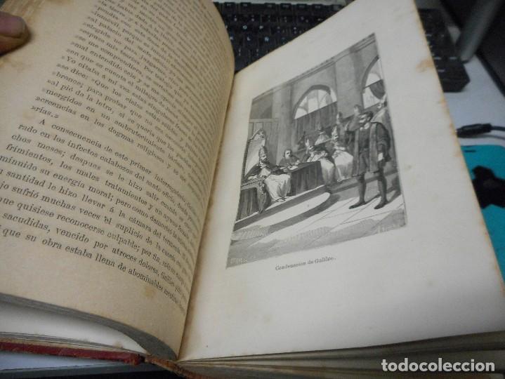 Libros antiguos: libro historia de los papas y los reyes 1870 tomo tercero buen estado con laminas - Foto 6 - 134894785