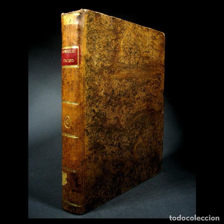 AÑO 1794 LOS ANALES DE TÁCITO IMPRENTA REAL HISTORIA ANTIGUA ROMA EMPERADORES CAYO CASTELLANO (Libros antiguos (hasta 1936), raros y curiosos - Historia Antigua)