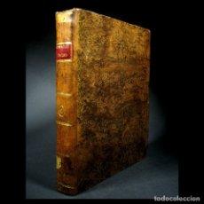 Libros antiguos: AÑO 1794 LOS ANALES DE TÁCITO IMPRENTA REAL HISTORIA ANTIGUA ROMA EMPERADORES CAYO CASTELLANO. Lote 49408753