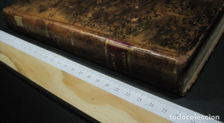 Libros antiguos: Año 1794 Los Anales de Tácito Imprenta Real Historia Antigua Roma Emperadores Cayo Castellano - Foto 38 - 49408753