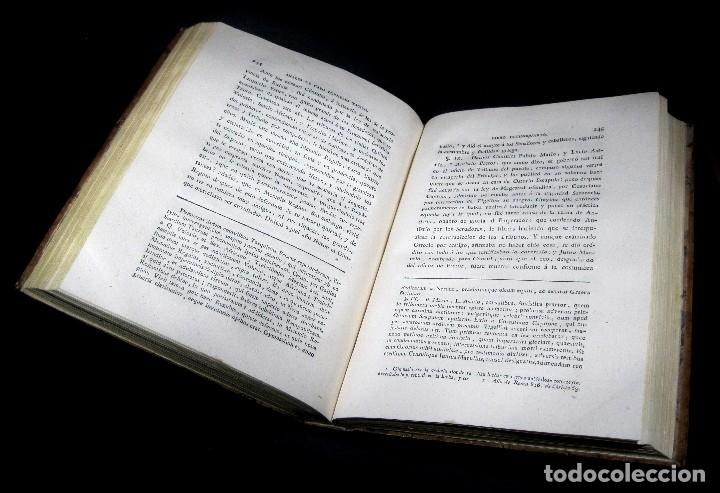Libros antiguos: Año 1794 Los Anales de Tácito Imprenta Real Historia Antigua Roma Emperadores Cayo Castellano - Foto 28 - 49408753