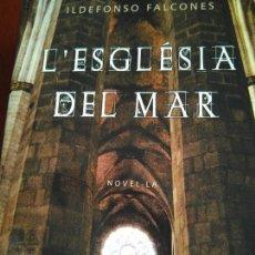 Libros antiguos: (698) L'ESGLÉSIA DEL MAR. Lote 123849979