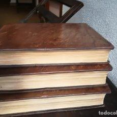 Libros antiguos: LAS SIETE PARTIDAS DEL REY DON ALFONSO EL SABIO, COTEJADAS CON VARIOS CÓDICES ANTIGUOS POR LA REAL A. Lote 116940947