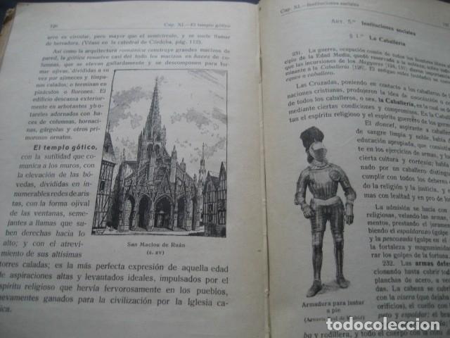 Libros antiguos: LIBRO HISTORIA UNIVERSAL EDAD MEDIA. RAMON RUIZ AMADO 1915 - Foto 3 - 126129575