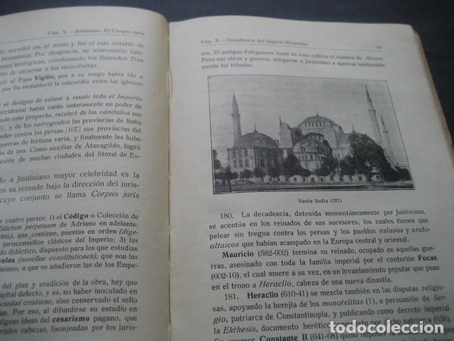 Libros antiguos: LIBRO HISTORIA UNIVERSAL EDAD MEDIA. RAMON RUIZ AMADO 1915 - Foto 4 - 126129575