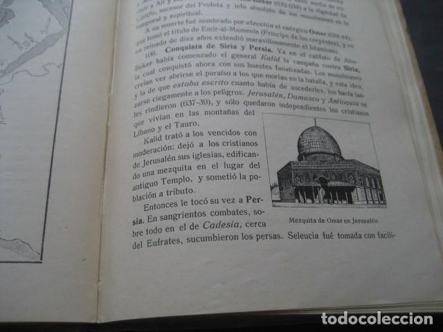 Libros antiguos: LIBRO HISTORIA UNIVERSAL EDAD MEDIA. RAMON RUIZ AMADO 1915 - Foto 6 - 126129575