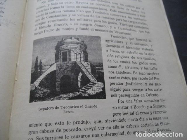 Libros antiguos: LIBRO HISTORIA UNIVERSAL EDAD MEDIA. RAMON RUIZ AMADO 1915 - Foto 9 - 126129575