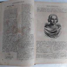 Libros antiguos: SEMANARIO PINTORESCO ESPAÑOL - AÑO 1850. Lote 126202231