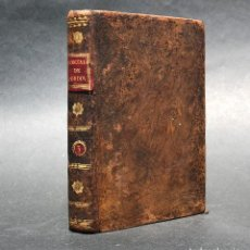 Libros antiguos: 1804 HISTORIA DE LOS MOROS DE ESPAÑA - ARABE - MUSULMANA. Lote 126203295