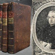 Libros antiguos: 1789 HISTORIA DE LA VIDA DEL HOMBRE - ANTROPOLOGÍA - CUENCA - VASCO - EUSKERA - INQUISICIÓN - LINGÜI. Lote 126211011