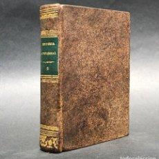 Libros antiguos: 1847 - HISTORIA ANTIGUA - EGIPTO - GRECIA - PERSIA - LIBRO ANTIGUO - PLENA PIEL. Lote 126211119