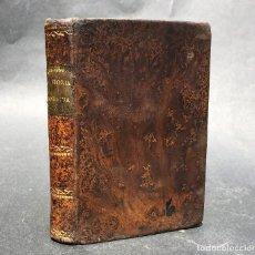 Libros antiguos: 1829 COMPENDIO DE LA HISTORIA ANTIGUA - IMPERIO ROMANO - ROMANA - BELLOS RESUMENES EN VERSO. Lote 126311559