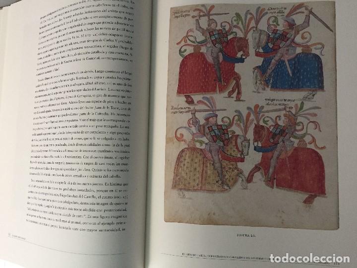 Libros antiguos: LIBRO DE LA REAL COFRADÍA DE LOS CABALLEROS DEL SANTÍSIMO Y DE SANTIAGO - Foto 5 - 127142007