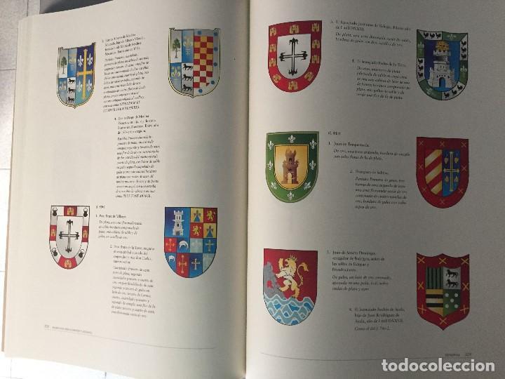 Libros antiguos: LIBRO DE LA REAL COFRADÍA DE LOS CABALLEROS DEL SANTÍSIMO Y DE SANTIAGO - Foto 6 - 127142007