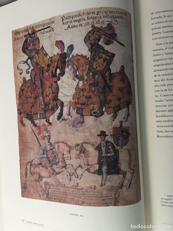 Libros antiguos: LIBRO DE LA REAL COFRADÍA DE LOS CABALLEROS DEL SANTÍSIMO Y DE SANTIAGO - Foto 7 - 127142007