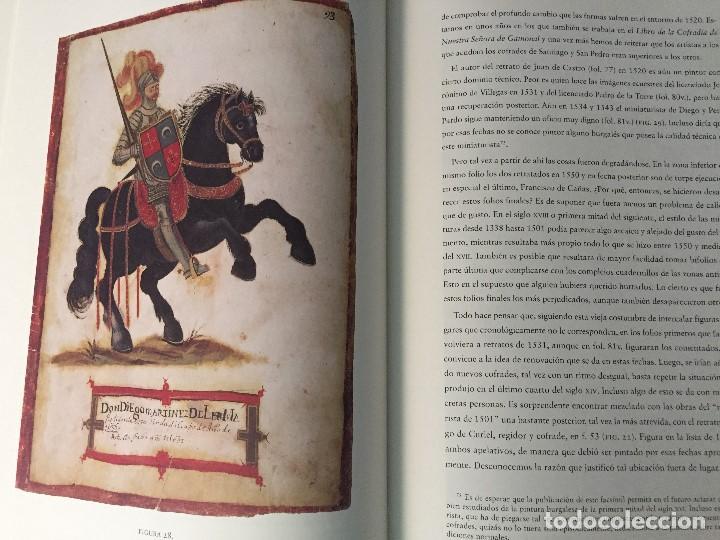 Libros antiguos: LIBRO DE LA REAL COFRADÍA DE LOS CABALLEROS DEL SANTÍSIMO Y DE SANTIAGO - Foto 8 - 127142007