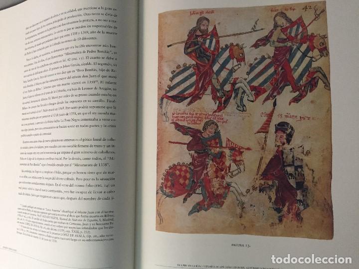 Libros antiguos: LIBRO DE LA REAL COFRADÍA DE LOS CABALLEROS DEL SANTÍSIMO Y DE SANTIAGO - Foto 9 - 127142007