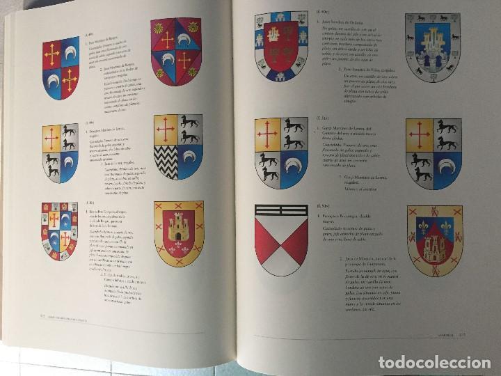 Libros antiguos: LIBRO DE LA REAL COFRADÍA DE LOS CABALLEROS DEL SANTÍSIMO Y DE SANTIAGO - Foto 10 - 127142007