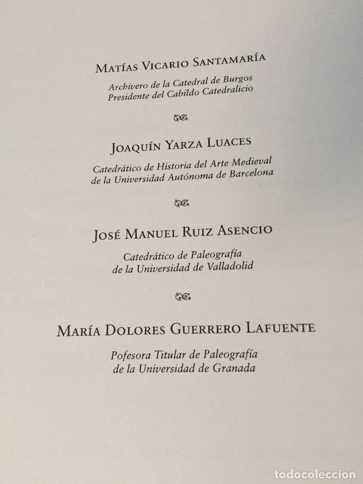 Libros antiguos: LIBRO DE LA REAL COFRADÍA DE LOS CABALLEROS DEL SANTÍSIMO Y DE SANTIAGO - Foto 11 - 127142007