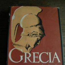 Libros antiguos: LIBRO, GRACIA Y ROMA, H. TH. BOSSERT, EDITOR GUSTAVO GILI. Lote 128259159