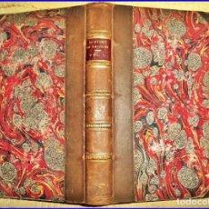 Libros antiguos: AÑO 1826: HISTORIA DE LA CABALLERÍA. ELEGANTE LIBRO DEL SIGLO XIX.. Lote 128318063
