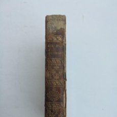 Libros antiguos: ABREGE DE LA VIE DES PUS ILLUSTRES PHILOSOPHES 1830. Lote 128407195